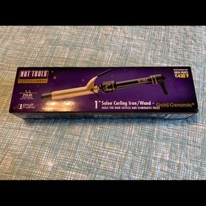 "Other - Hot Tools 1"" Curling Iron"